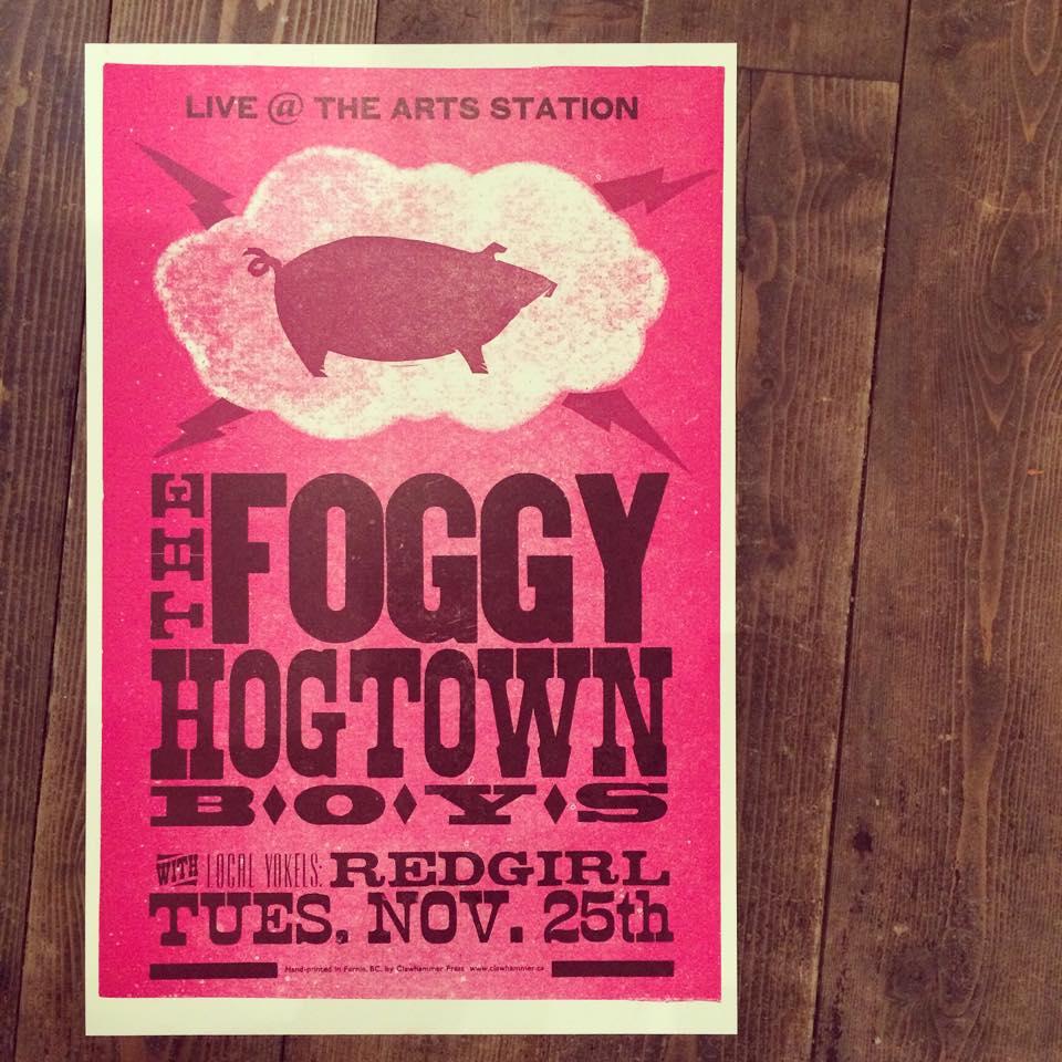 hogtown boys poster